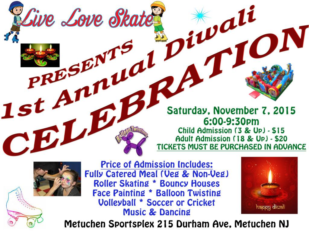2015 Diwali Party
